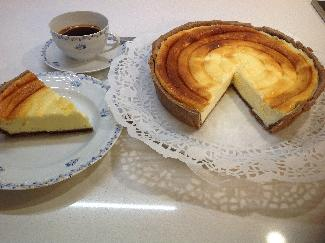 French cheese cake
